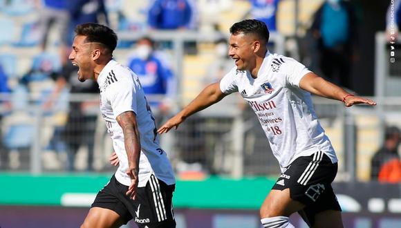 Colo Colo y U. de Chile jugaron por la jornada 22 del Campeonato Nacional de Chile.
