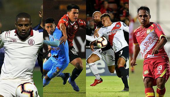 Copa Sudamericana: los números de terror de los clubes peruanos tras el fracaso