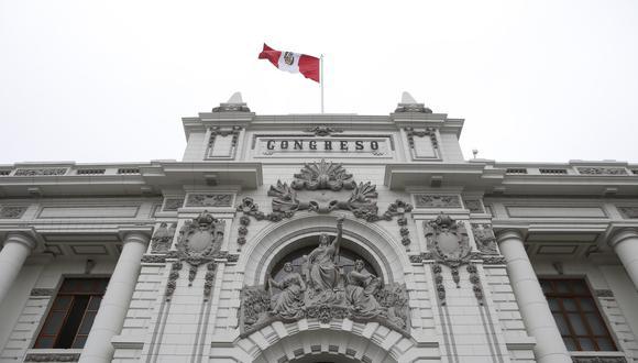 Perú Libre tendría una bancada con 28 congresistas, según primeros resultados de Ipsos Perú. (Foto: Manuel Melgar/GEC)