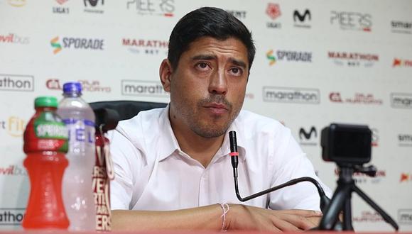 "Nicolás Córdova tras derrota ante Municipal: ""Los técnicos duramos hasta que nos echen"" | VIDEO"