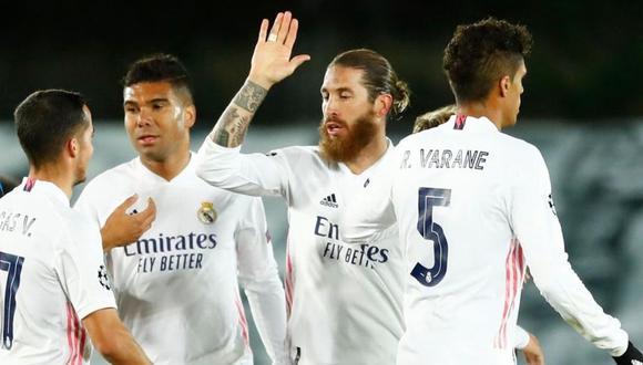 Sergio Ramos pide compromiso e el vestuario de Real Madrid. (Foto: Reuters)