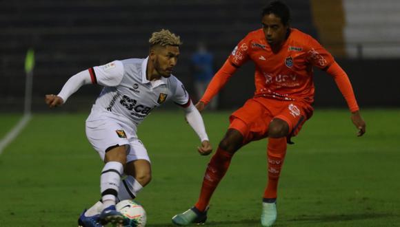 Melgar y César Vallejo igualaron 0-0 en el último partido de la jornada del Torneo Apertura. FOTO: Liga 1