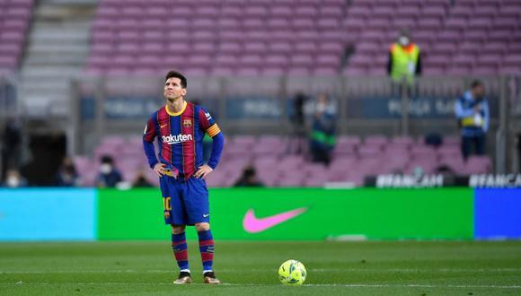 PSG habría intentado hacer un movimiento por Lionel Messi. (Foto: AFP)