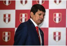 Agustín Lozano continuará como el presidente de la FPF hasta fines del 2021