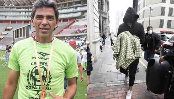 Se trata de la exvoleibolista Ana Cecilia Aróstegui Girano, quien supuestamente era la tesorera  de la ONG Donantes de Esperanza.