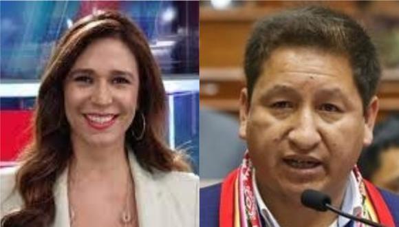 La periodista Verónica Linares opinó sobre lo que le habría dicho el Primer Ministro Guido Bellido a la congresista Patricia Chirinos.