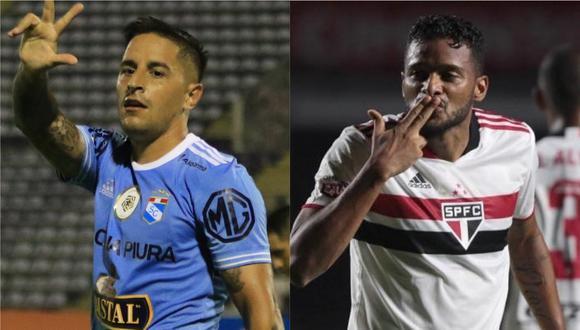 Sporting Cristal y Sao Paulo inician su participación en la Copa Libertadores 2021. (Foto: GEC)
