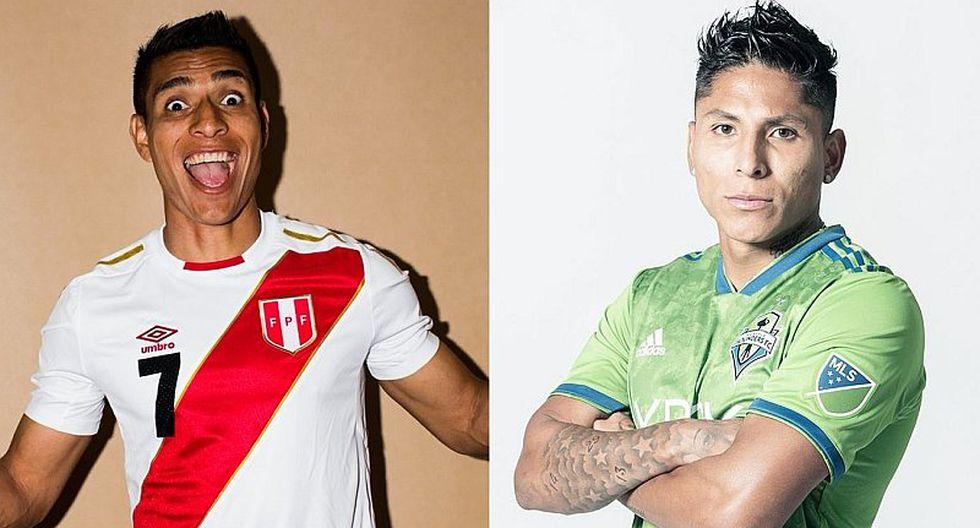 Paolo Hurtado y Raúl Ruidíaz podrían jugar juntos en el Seattle Sounders
