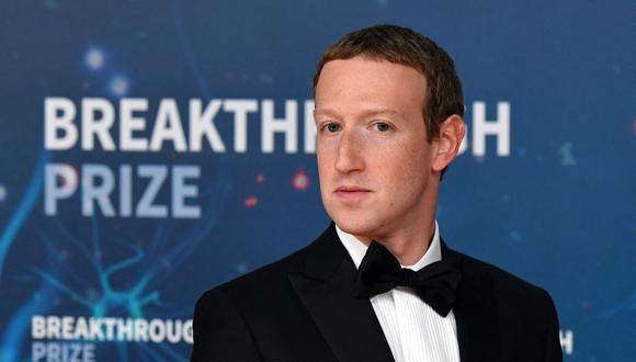 Se ha revelado la existencia de un Facebook paralelo sin restricciones para famosos. (Foto: AFP)