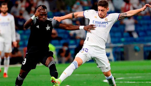 Luego de la histórica victoria en el Santiago Bernabéu muchos fanáticos ya averiguan como pueden conseguir la camiseta del Sheriff Tiraspol. (EFE)