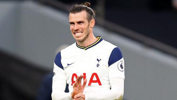 Gareth Bale se lesionó en el juego ante Stoke City del 23 de diciembre. (Foto: AFP)