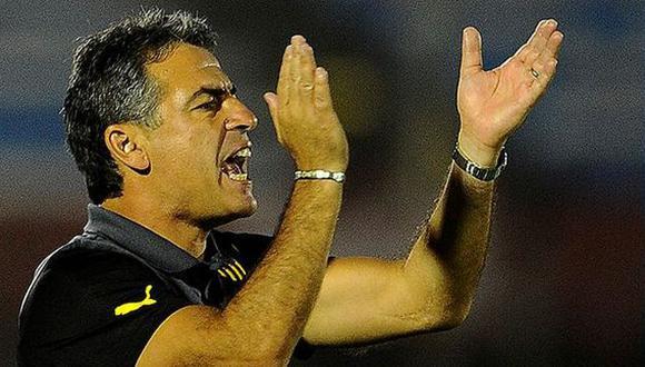 Pablo Bengoechea estuvo como entrenador de Alianza Lima hasta marzo pasado. (Foto: Peñarol)