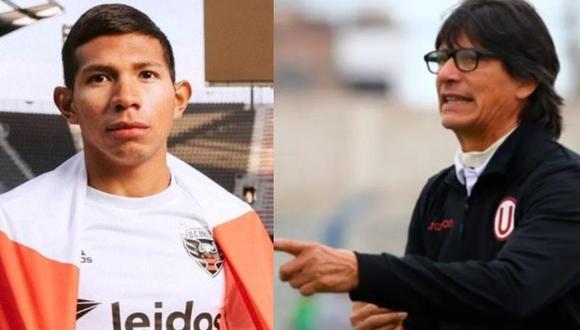 Edison Flores reveló que se quedó dormido mientras veía el primer tiempo del duelo entre Universitario de Deportes y Cantolao.
