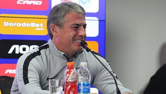 Alianza Lima | Pablo Bengoechea reveló el sistema de juego que utilizará en la Copa Bicentenario y Torneo Clausura