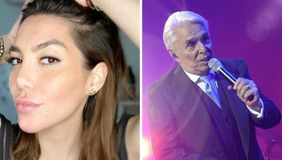 Frida Sofía acusó hace unas semanas a Enrique Guzmán de abuso sexual cuando ella era una niña. (Foto: Instagram @ifridag / @eguzmanoficial).