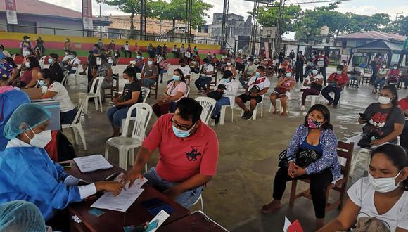 Ministro de Educación, Ricardo Cuenca, dio información durante visita de trabajo a Apurímac. (Foto: Minedu)