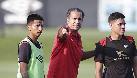 Carlos Silvestri y la ilusión de la Selección Peruana Sub 17