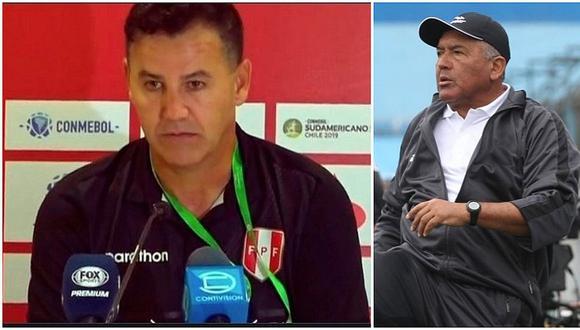 'Chalaca' Gonzales cuestionó la Sub 20 de Ahmed tras triunfo ante Uruguay