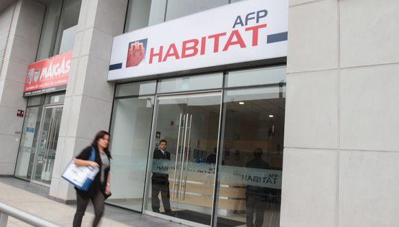 AFP Habitat. (Foto: GEC)