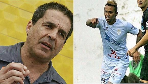 Gonzalo Núñez y el mal momento con Joazinho Arroé en vivo [VIDEO]