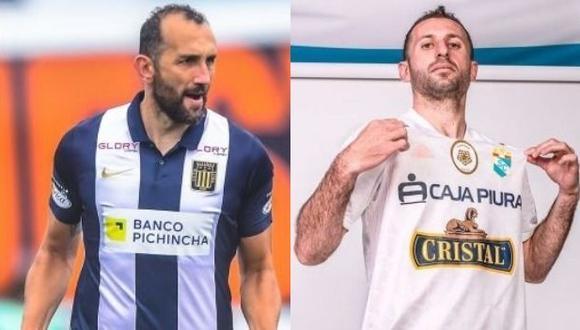 Alianza Lima y Sporting Cristal se medirán en la fecha 16 de la Fase 2 de la Liga 1. (Foto: Twitter)