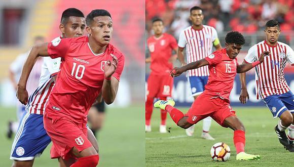 Selección peruana: el UNO X UNO de la sub 20 de Ahmed