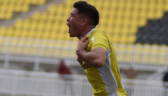Conoce al delantero chileno que busca triunfar en el fútbol peruano