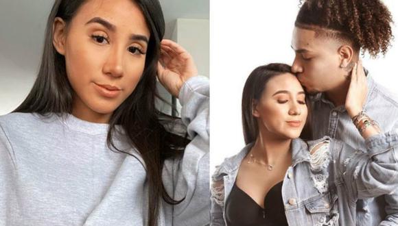 Samahara Lobatón y su ex pareja, 'Youna', se denunciaron mutuamente por agresión física ante la comisaría hace varios meses. (Foto: Instagram @sam_lobaton_klug).