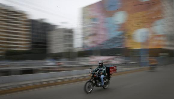 Olva Courier anunció la suspensión del servicio a domicilio en Comas. (Foto: Referencial/Francisco Neyra/GEC)