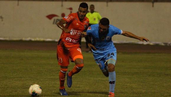Binacional venció 2-0  a César Vallejo en Trujillo por la fecha 3 de la Liga 1 | VIDEO | Foto: Prensa UCV