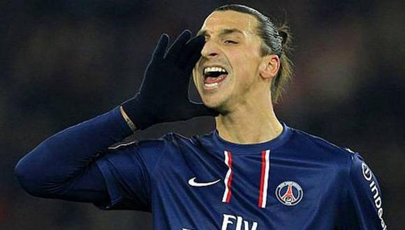 Zlatan Ibrahimovic no fue elegido el mejor en la Liga francesa