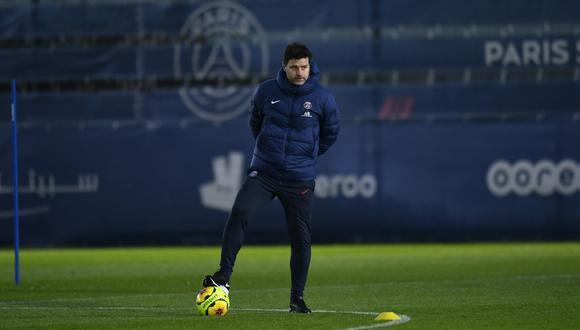 Pochettino tendría ofertas del Real Madrid y de Tottenham para la próxima temporada. (Foto: PSG)