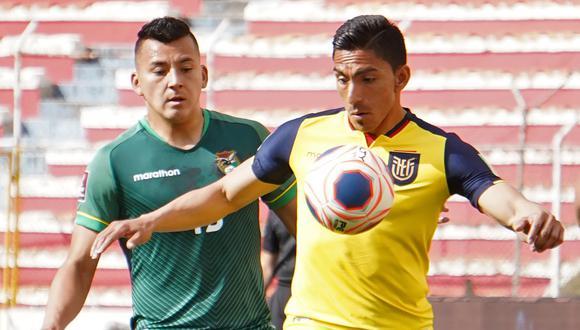 GRATIS Aquí, Ecuador - Bolivia En Vivo: La Tri derrotó ante La Verde en La Paz. FOTO: AFP