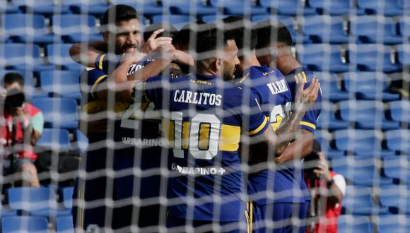 Carlos Izquierdoz anotó el único gol del partido a los 75 minutos de juego