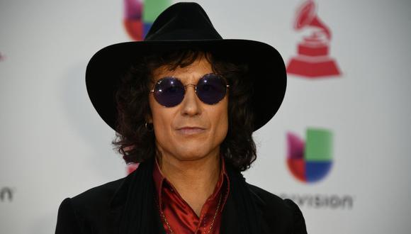 """Enrique Bunbury lanzó su disco """"Posible"""" en tiempos de COVID-19. (Foto: AFP)"""