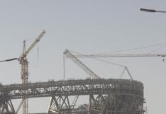 Qatar 2022: Construcción de estadios para el Mundial continúa pese a la pandemia por COVID-19 [FOTOS y VIDEO]