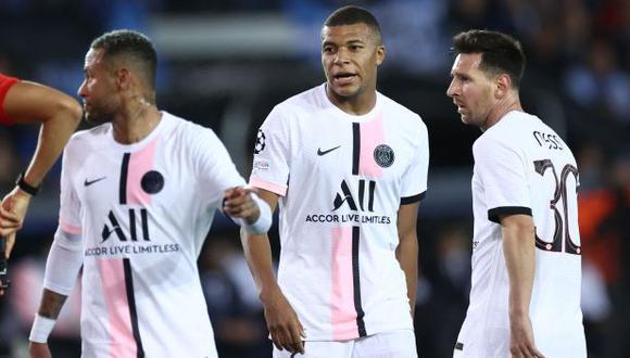 El portero de Brujas habló tras medirse a PSG con Lionel Messi, Neymar y Kylian Mbappé. (Foto: AFP)