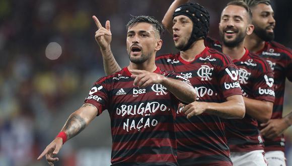 Flamengo fue campeón del Brasileirao 2019 y de la Copa Libertadores de esa misma temporada. (Foto: EFE)