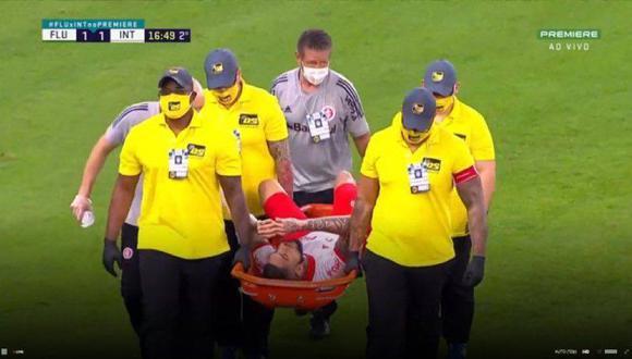 Guerrero lleva tres goles consecutivos en el inicio del Brasileirao. (Foto: Captura Premiere)
