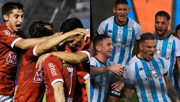 Rentistas vs. Racing EN VIVO y EN DIRECTO se miden este miércoles por el grupo E de la Copa Libertadores de América.
