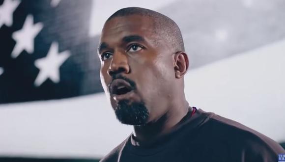 Kanye West está postulando para la vicepresidencia de Estados Unidos. Las elecciones son el 3 de noviembre. (Foto: Captura de YouTube).