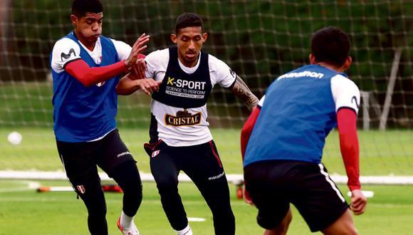 Christofer Gonzáles sería titular ante Brasil por las Eliminatorias Sudamericanas. (Foto: Difusión)