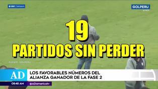 Alianza Lima: Los increíbles números del equipo 'blanquiazul' en la Liga 1
