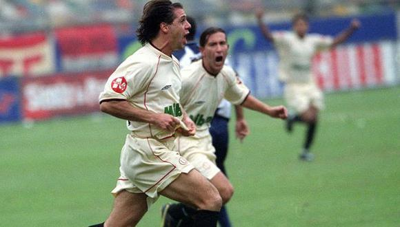 ¡El goleador! Ex Universitario, Martín Vilallonga es flamante jale del Monterrey de la Liga MX   FOTO