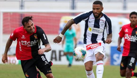 Alianza Lima goleó 4-0 a Melgar en la cancha. (Foto: Liga de Fútbol Profesional)