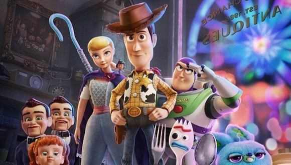 """Oscar 2020: """"Toy Story"""" se lleva el premio a Mejor película animada. (Foto: Pixar)"""