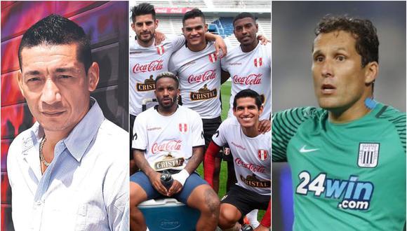 Para los ex futbolistas, Perú debe defender más en su visita a Argentina.