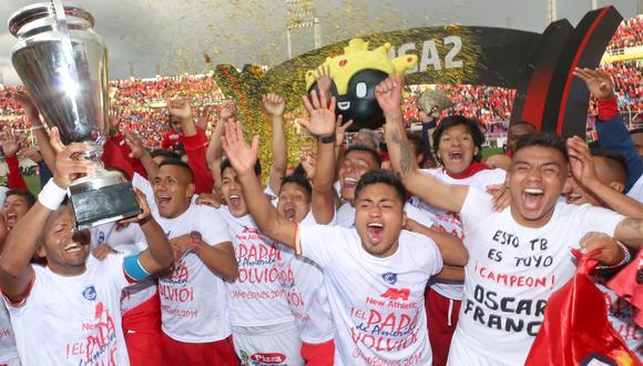 Sangre, sudor y lágrimas: El increíble retorno de Cienciano a Primera División | FOTOS JC Sequeiros