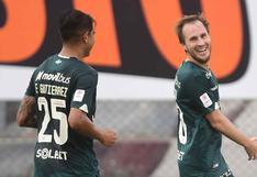 """Hernán Novick luego del 1-0 ante la San Martín: """"La ansiedad dentro de la cancha nos llevó a sufrir"""""""
