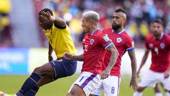 Arturo Vidal no estará ante Perú por acumulación de amarillas.
